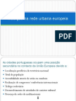 9 Inserção na rede urbana europeia