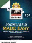 Joomla3.0MadeEasy