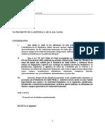 Reglamento Proteccion Radiologica Unra