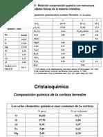 Cristaloquímica (1)