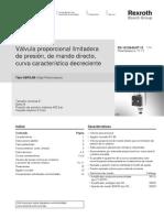 valvula limitadora de presion bosch en injectora.pdf