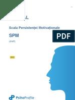 MANUAL Scala Persistentei Motivationale 2013 A