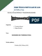 Practica2 Termistor
