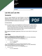 642 Lab Lesson 9
