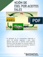 Diapo Biodiesel