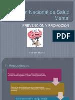 Plan Nacional de Salud Mental (1)