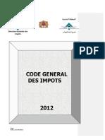 Code general des impots Maroc 2012