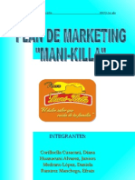 Plan de Marketing-manikilla