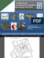 Utilidad de los Sistemas de Informacion Geografica en la Epidemiologia Veterinaria