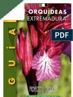 Botanica - Flora Iberica - Libro - Guia de Orquideas de Extremadura