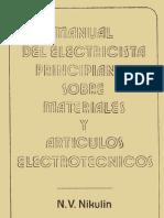 Manual Del Electricista Principiante