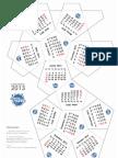 Calendário-de-origami-fácil-e-diferente