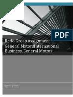 International Business General Motors