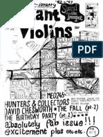 Distant Violins 3