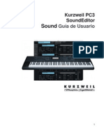 PC3 SoundEditor User Guide Sp