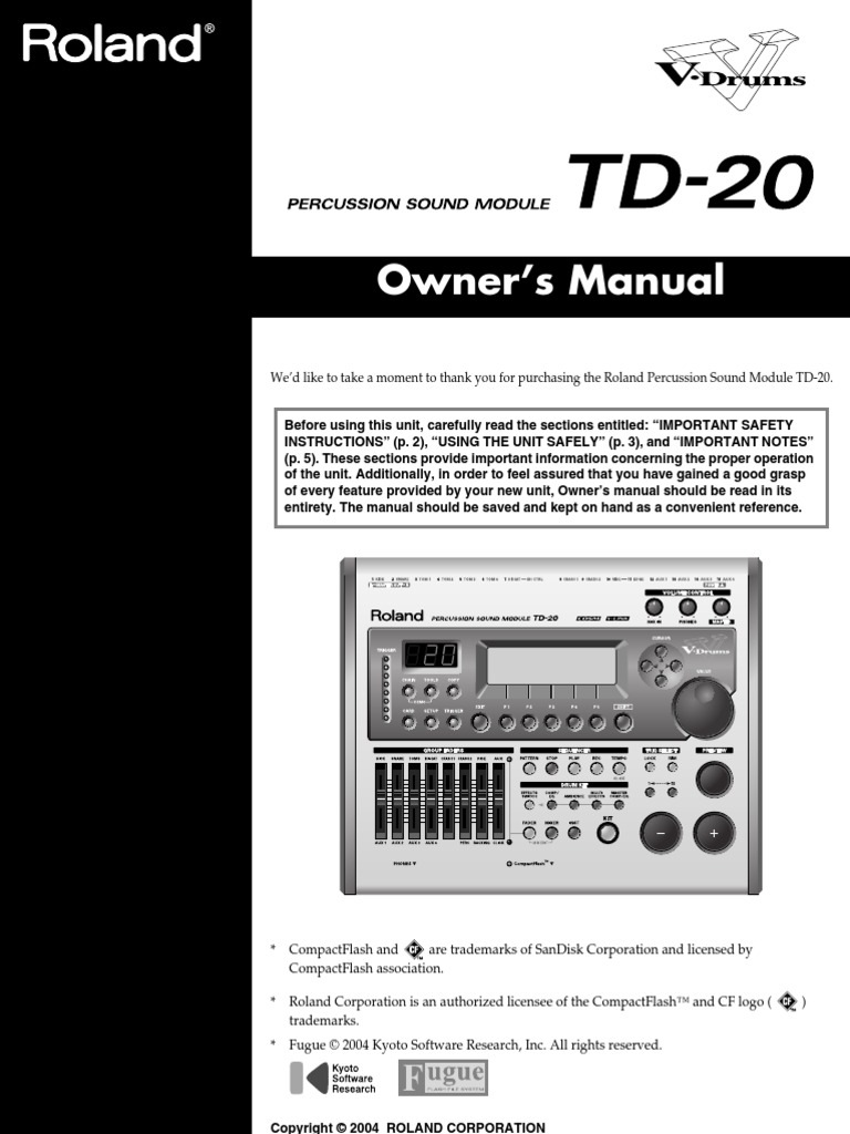 Roland Td 20 Owners Manual Drum Kit Ac Power Plugs And Sockets Displaying 18gt Images For Dry Cell Battery Diagram