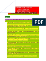 Pharmacology-III 452 (2)