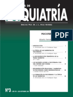 Monografías de Psiquiatría TErapia Narrativa