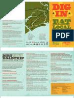 Lowcountry Farm Tour Brochure 2013