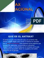 ANTRAX  OCUPACIONAL