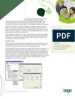 Sage 100 ERP Custom Office Spec