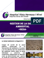 Pieza Comunicativa Ruta TVS Salud Ambiental
