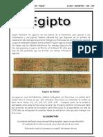 GEOMETRIA - 3ER AÑO - GUIA Nº4 - CONGRUENCIA DE TRIÁNGULOS I