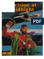 FASA Star Trek RPG - Decision at Midnight