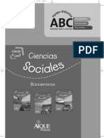 Social Es 4 to Bonaerense