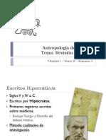 Antropología de la Salud - Clase 3