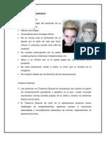 Informe Ramona Justiciera