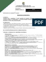 CFCH 261 - História Econômcia II