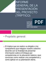 Expo Triptico