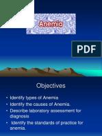 Anemia Students