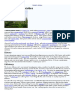 Thermal Power Station Pdf