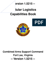 Modular Logistcs Capabilities Book - Ver 1.5215