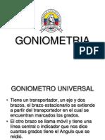 GONIOMETRIA[1]