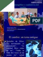 CO-Ppt-1-Aspectos Intangibles y Cualitativos Del Cambio Agosto 2012