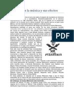 Pirateria y Sus Efectos