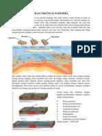 Proses Pembentukan Cekungan Samudera