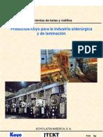 Koyo Industria Siderurgica y de Laminacion