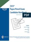 Handbook_CSCS [PDF Library]