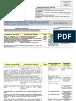 Plan Clases Estatica y Dinamica