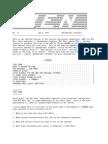 PEN Newsletter No. 12 - Apr 1987