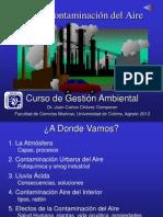 Capitulo i. Aire y Contaminacion Del Aire