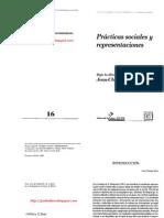 Abric 2001- Practicas Sociales y Representaciones