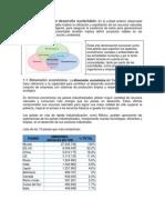 Unidad 2 Temas de Desarrollo Sustentable