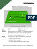 Balance and Coordination Drill