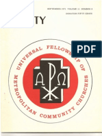 1971 - In Unity - September