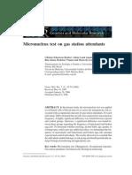 Artigo Micronucleo